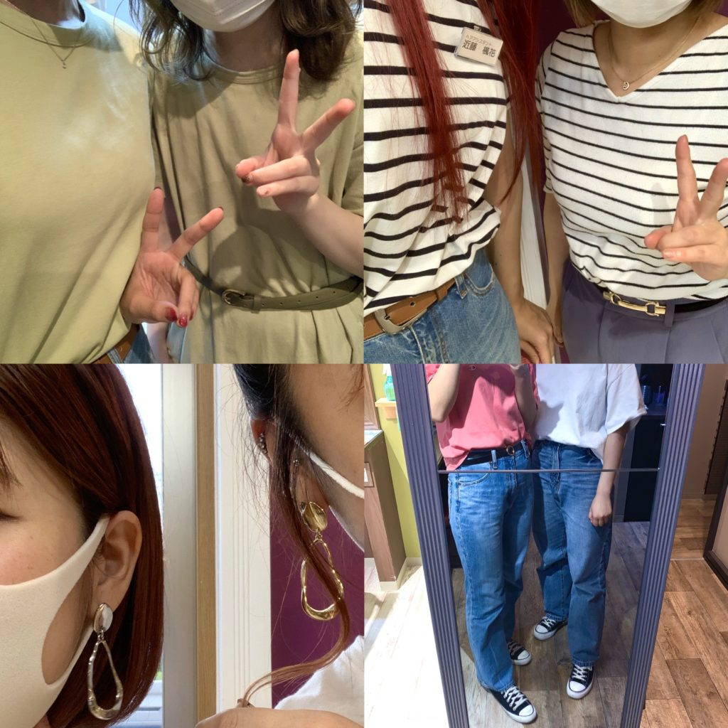 お洋服!〈7LOOKScreo〉